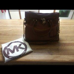Michael Kors Leather Purse - Brand New